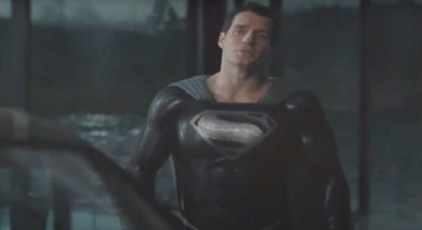 Justice League Snyder Cut New Clip Out Feat Superman in Black Suit: Watch Here