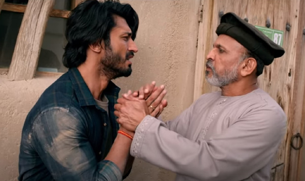 Watch the action packed Trailer of Khuda Haafiz feat Vidyut Jaamwal