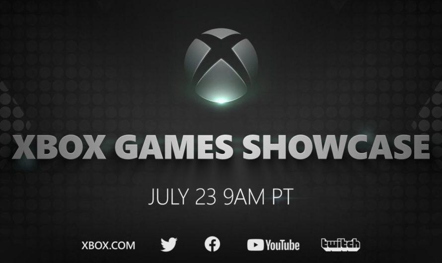 XBOX Games Showcase 23 July 2020 Announcements, Exclusive Titles, Surprises Full Details