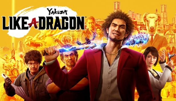 Yakuza Like a Dragon to be English Dubbed, Release Date, Steam Pre-Orders Open