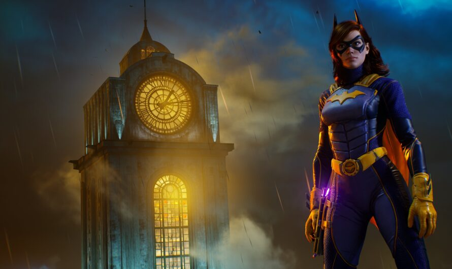 WB Montreal's Gotham Knights Gameplay Trailer Watch feat RPG Elements but No Batman
