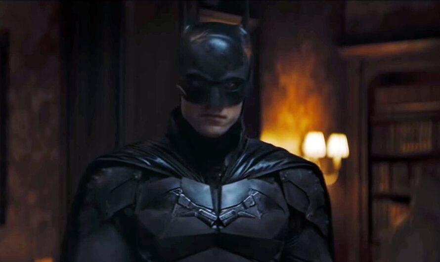 The Batman Film Trailer Watch feat Robert Pattinson as Bruce Wayne and Riddler as main villain