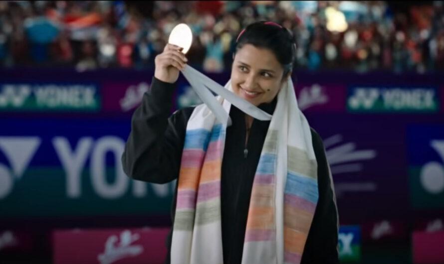 Saina 2021 Film Teaser Video Watch Feat Parineeti Chopra as Saina Nehwal