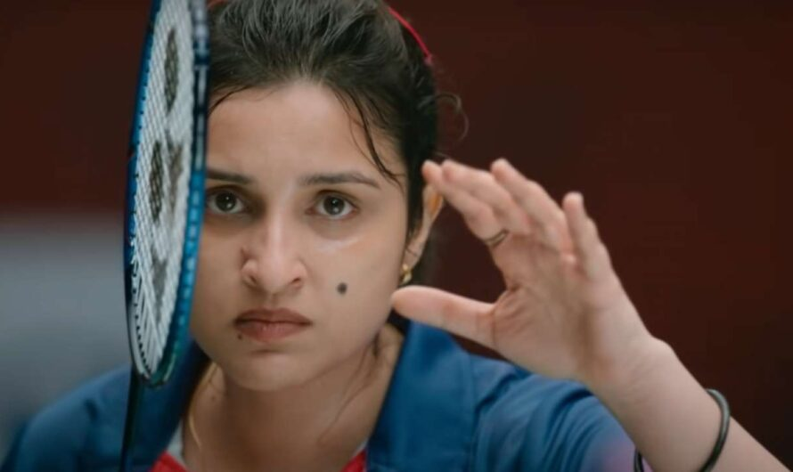 Saina Hindi Film Trailer Video Watch Feat Parineeti Chopra – Saina Nehwal Biopic