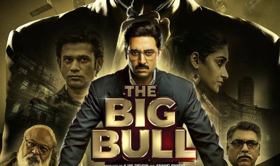 The Big Bull Trailer Video Watch feat CarryMinati's Yalgaar as Background Music