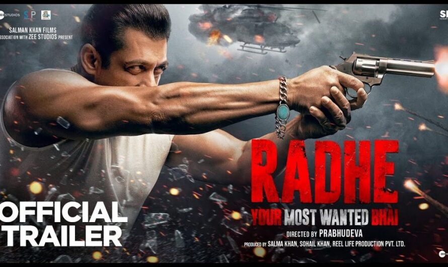 Radhe Trailer Feat Salman Khan and Disha Patani Video – Wanted Sequel Full Details