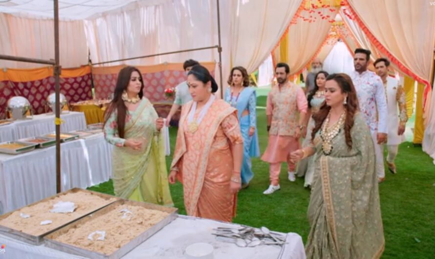 Sasural Simar Ka Season 2 Episode 5 May 2021 Written – Badi Simar tells Geetanjali Devi about Churma being poisoned