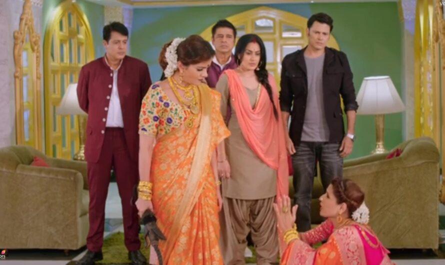 Shakti Astitva Ke Ehsaas Ki Episode 18 June 2021 Written – Tarana beats Angel with a whip