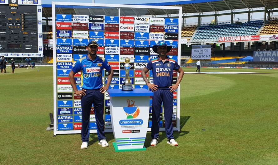SL vs IND 1st ODI Match 18 July 2021 Live Score, Playing XI, and Result