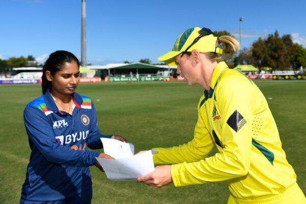 Australia vs India Women's 3rd ODI Match 26 Sept 2021 Live Score and Winner Prediction