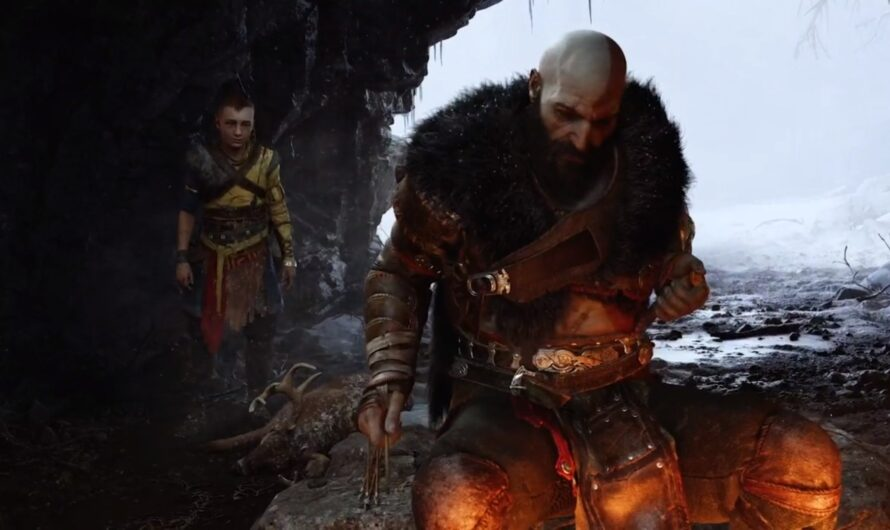 God Of War Ragnarok 2021 Trailer Feat Kratos with Gameplay Details and Release Info