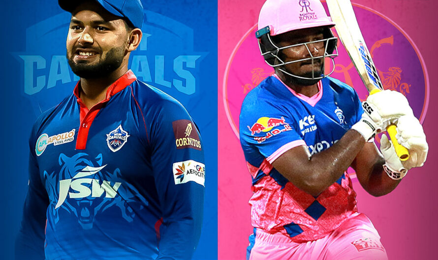 Delhi vs Rajasthan 36th Match 25 Sept 2021 Live Score, Playing Xi's and Winner Prediction