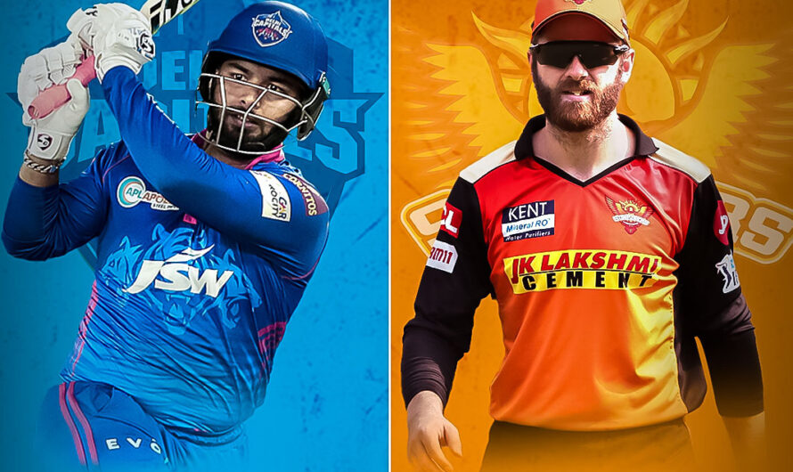 Delhi vs Hyderabad 33rd Match 22 Sept 2021 Live Score, Playing Xi's and Winner Prediction