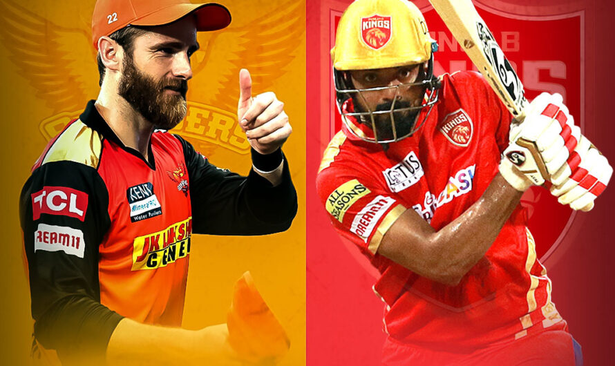 Hyderabad vs Punjab 37th Match 25 Sept 2021 Live Score, Playing Xi's and Winner Prediction