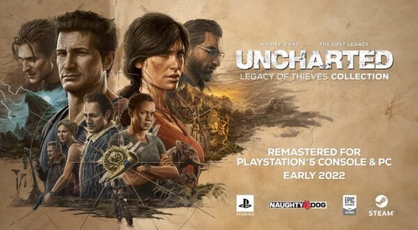 Uncharted Legacy of Thieves Collection coming to PC in Early 2022 Full Details