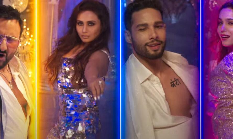 Bunty Aur Babli 2 Trailer Review, Saif vs Siddhant and Rani vs Sharvari, Hit or Miss – Full Details