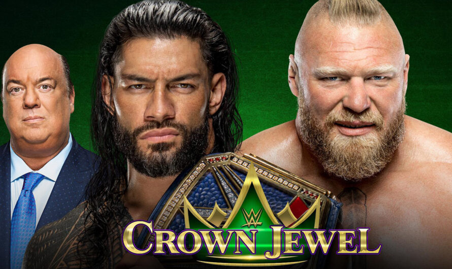 WWE Crown Jewel 2021 India Live Results, Where to Watch, Winners and Losers – Written Updates