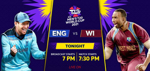 ENG vs WI 23 Oct 2021 Live Score, Playing xi's, Prediction – ICC T20 WC 2021