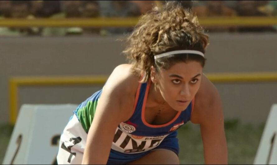 Rashmi Rocket 2021 Hindi Film Review and Critic Rating – Taapsee nailed it yet again