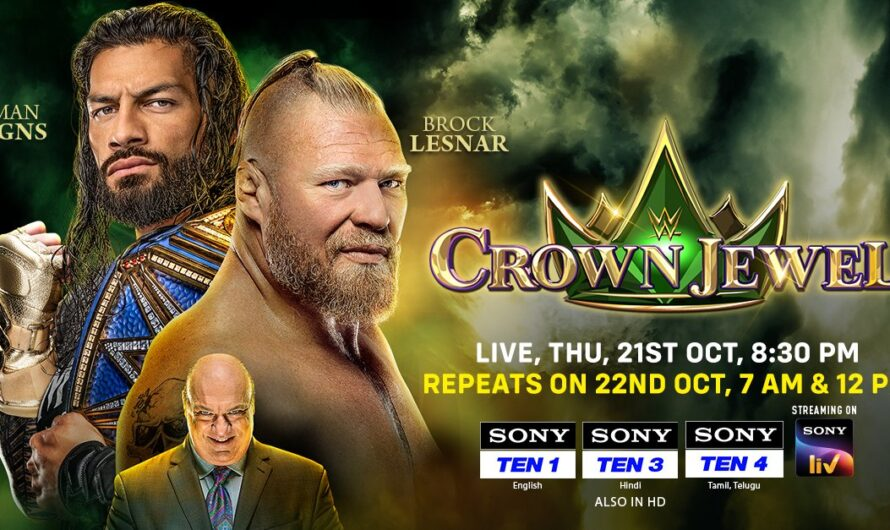 WWE Crown Jewel 2021 Predictions, Betting Odds, Expected Surprises and Shocks – Full Details